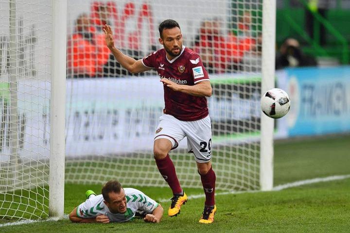 Sein bisher letztes Spiel bestritt Fabian Müller beim 0:1 in Fürth. Jetzt steht er vor der 200. Partie im Unterhaus.