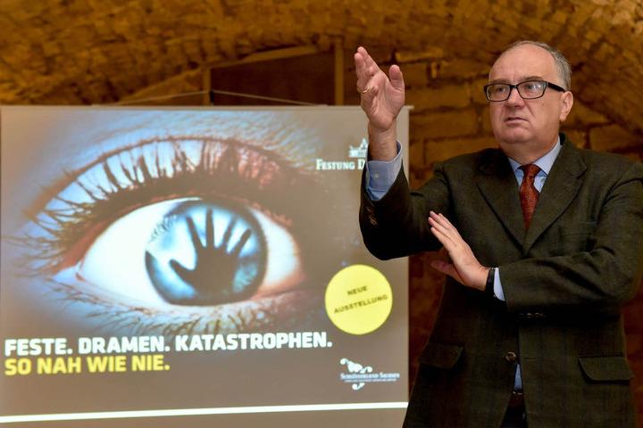 Schlösserland-Chef Christian Striefler (54) sieht kein Problem in der  Preiserhöhung.