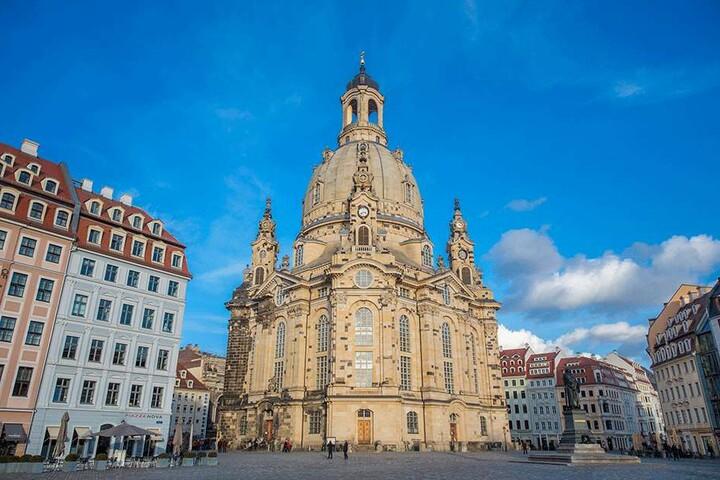 Ein Anschlag auf die Frauenkirche soll geplant gewesen sein.