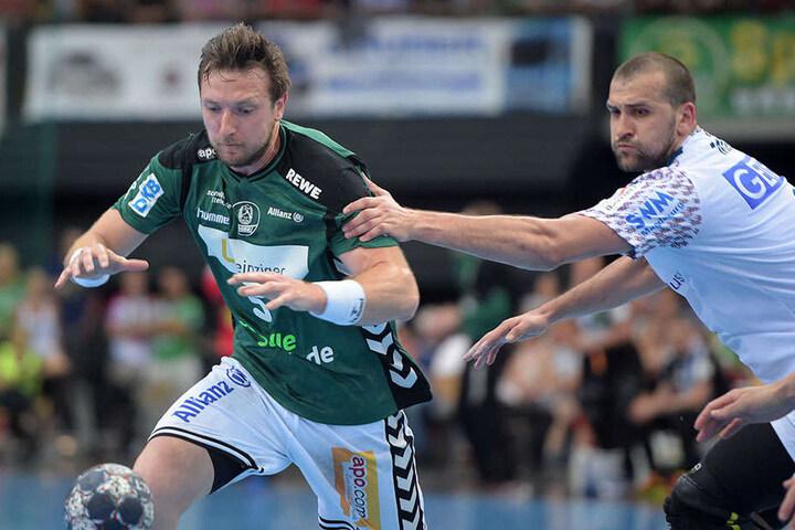 Andreas Rojewski gelangen mit sechs Treffern die meisten Tore bei den Leipzigern.