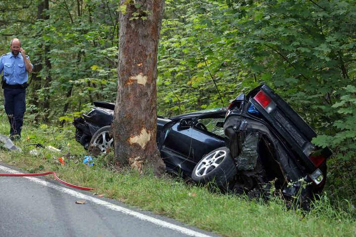 Für den 30-Jährigen kam nach dem Unfall jede Hilfe zu spät.