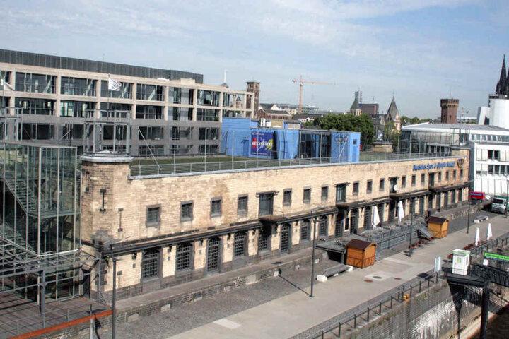 Das Deutsche Sport- und Olympia Museum in Köln.