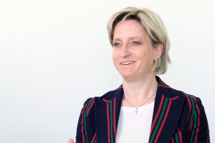 Wirtschaftsministerin Nicole Hoffmeister-Kraut meint mit dem Austrittsabkommen ist die Unsicherheit aufgeschoben, aber nicht aufgehoben.