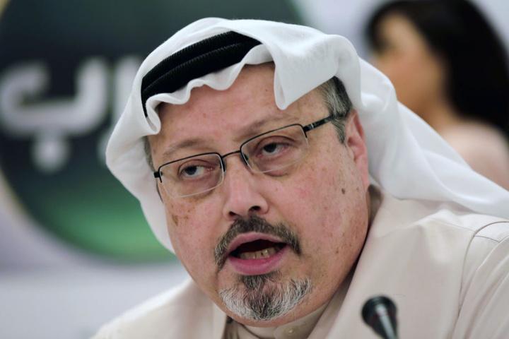 Der ermordete Journalist Jamal Khashoggi