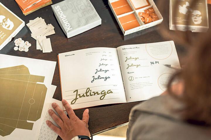 """Mit """"Julinga"""" will sie Paar-Beziehungen festigen und stärken."""