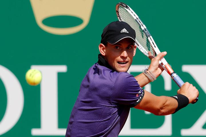 Der Österreicher Dominic Thiem geht als aktuelle Nummer fünf der Welt als Top-Favorit in das Turnier.