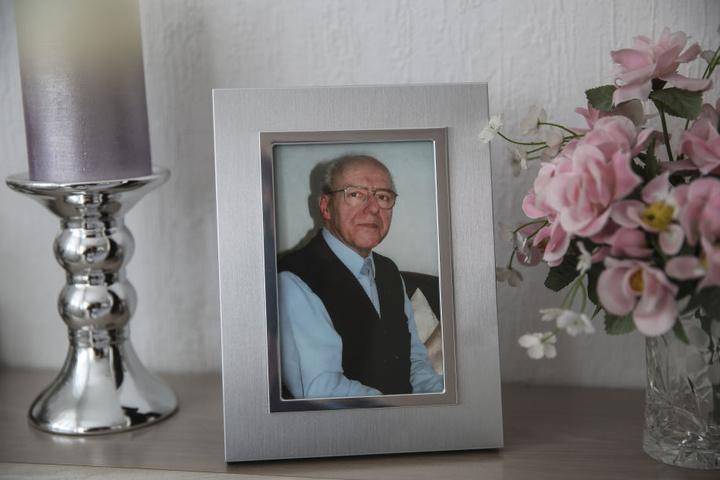 Kurz vor seinem 91. Geburtstag starb Günther Heidrich im Januar dieses Jahres.