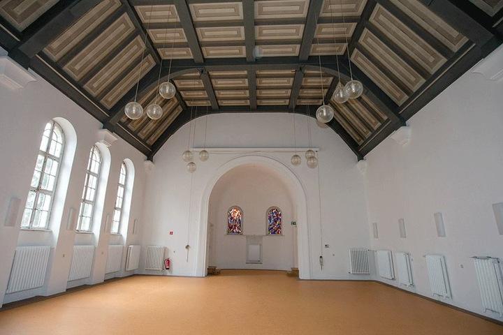 Die letzten Jahre wurde die Kirche bereits als Veranstaltungszentrum  genutzt.