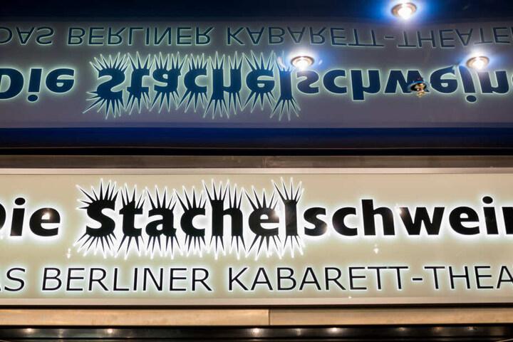 """Das Kaberett-Theater """"Die Stachelschweine"""" präsentiert am Samstag das Stück """"Der Mann in mir""""."""