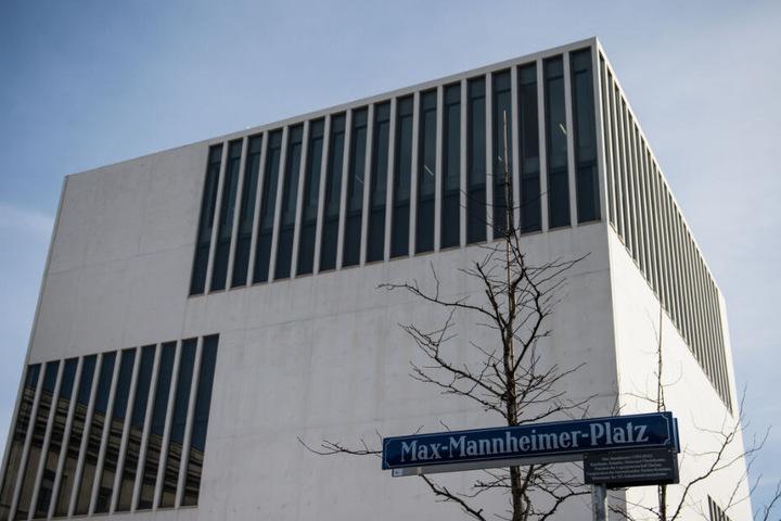 Das NS-Dokumentationszentrum in München.