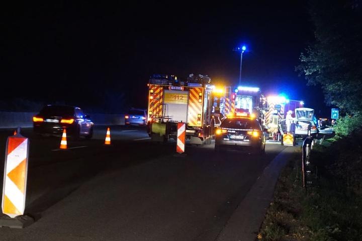 Der Unfall ereignete sich auf der A 3 bei Ratingen.