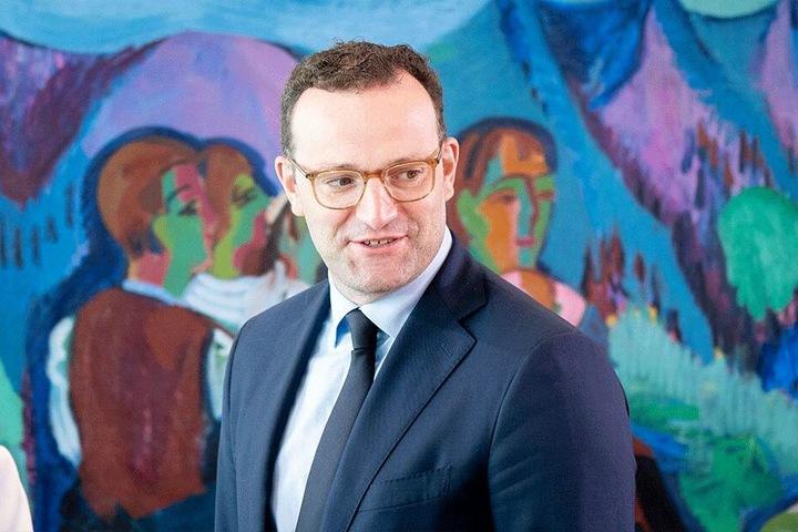 Bundesgesundheitsminister Jens Spahn (CDU) hatte mit seinem Gesetzesentwurf zur Impfpflicht gegen Masern Erfolg.