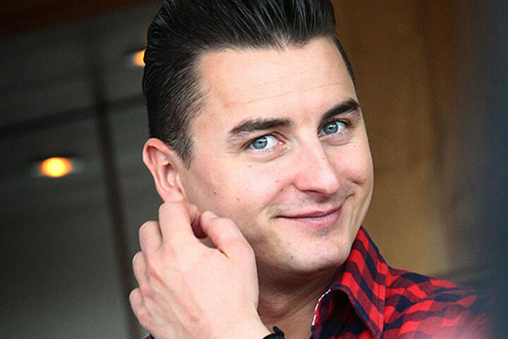 Andreas Gabalier (33).