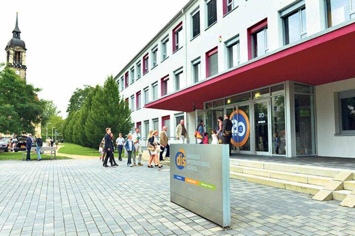 An der Internationalen Schule am Annencampus lernen über 500 Schüler aus 49  Ländern.