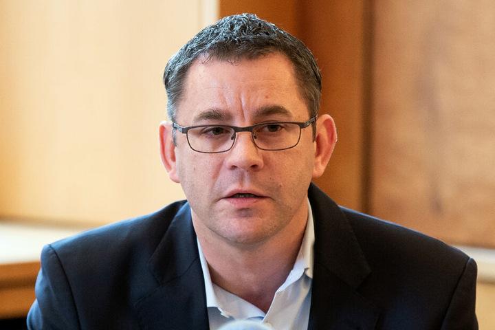 Der Oberbürgermeister wird bei der nächsten Wahl nicht mehr für die SPD antreten.