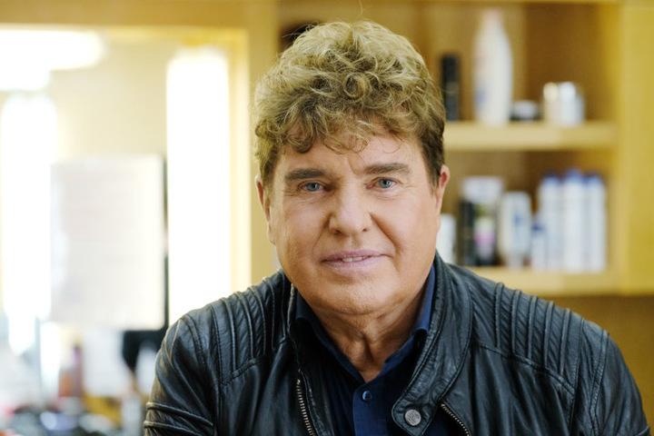 Frank Schöbel wird seine größten Hits präsentieren.