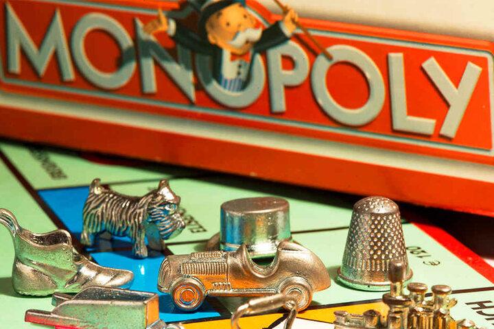 Monopoly ist wohl eines der beliebtesten Brett- und Gesellschatfsspiele weltweit.