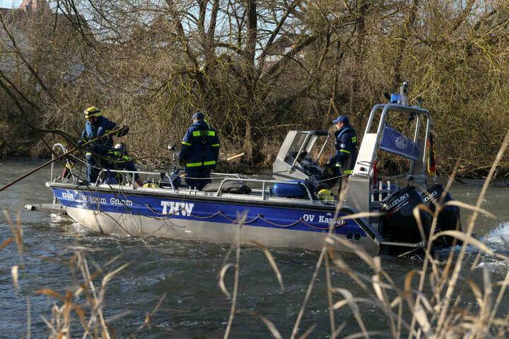 Bisher konnte das vermisste Mädchen weder an Land noch im Fluss gefunden werden.
