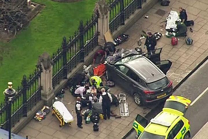 Am Mittwoch wurde London Ziel eines tödlichen Terroranschlags.