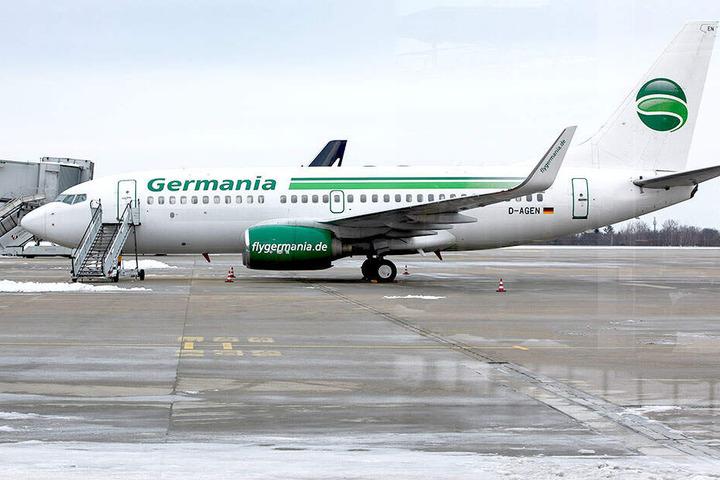 Rettung Nach Germania Pleite Diese Fluggesellschaft Springt Ein