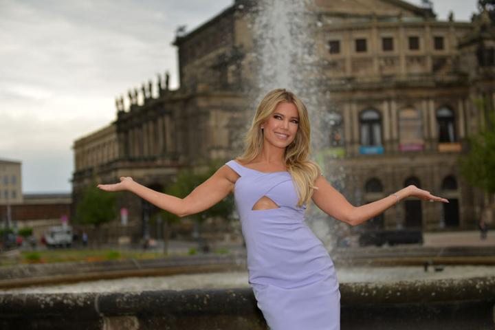 Super Neuigkeiten für Sylvie und Dresden!