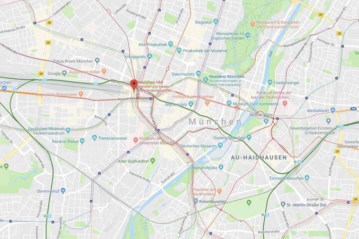 Am Hauptbahnhof in München ist es zu einem äußerst erschreckenden Zwischenfall gekommen.
