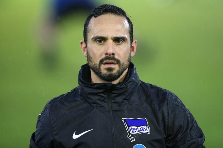 Sein Co-Trainer Alexander Nouri bleibt zuversichtlich.