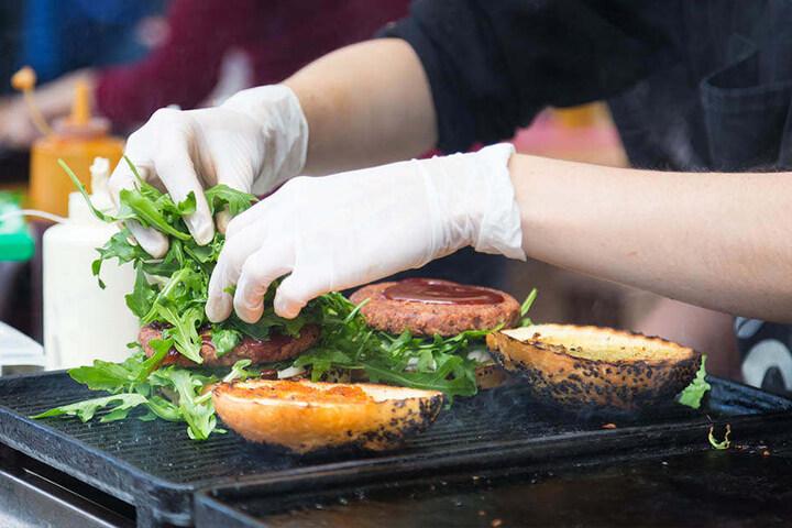 Nicht nur leckere Burger wird es auf dem Festival geben.