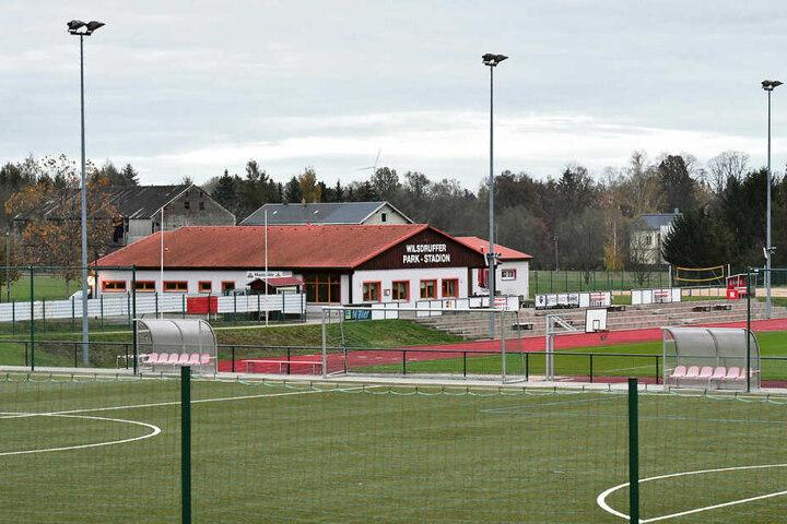 Beim Kreisliga-Spiel der zweiten Mannschaften von Wilsdruff und Pirna kam es zu der dramatischen Spielunterbrechung.