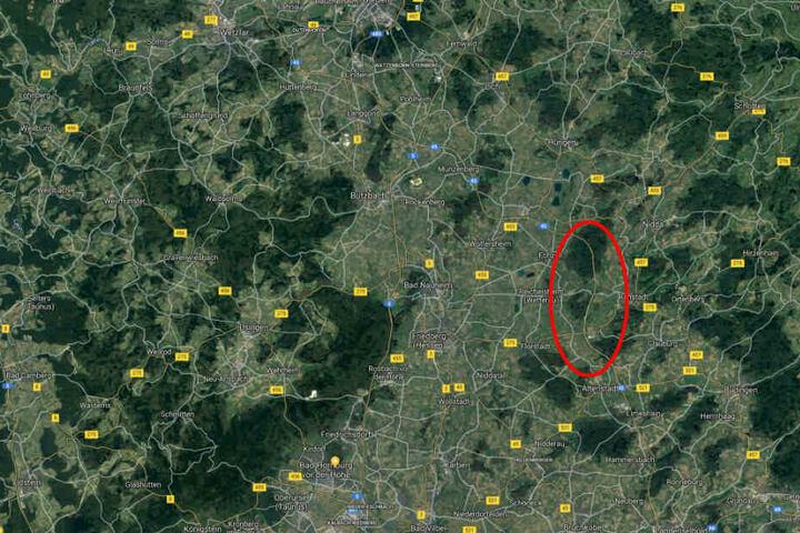 Der Unfall passierte auf der A45 zwischen den Anschluss-Stellen Florstadt und Wölfersheim.