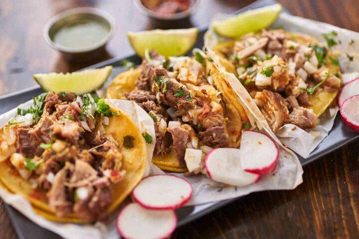 Auch Freunde der mexikanischen Küche werden selbstverständlich auf dem Street Food Festival fündig.