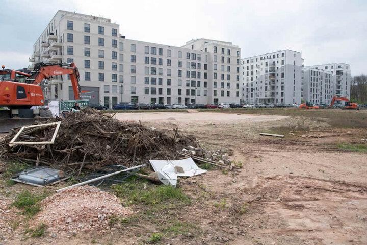 Auf dem Rebstock Areal sollen rund 1000 Wohnungen entstehen.
