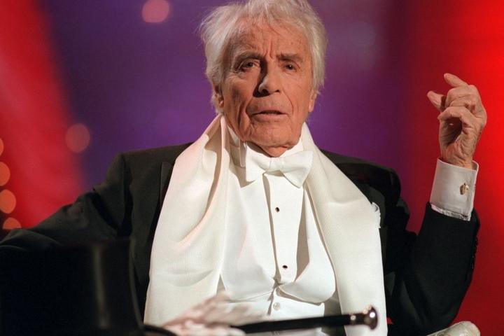 Johannes Heesters starb 2011 im Alter von 108 Jahren. (Archivbild).