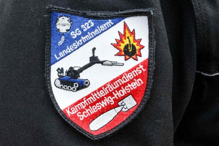 Der Kampfmittelräumdienst soll die Bombe unschädlich machen.