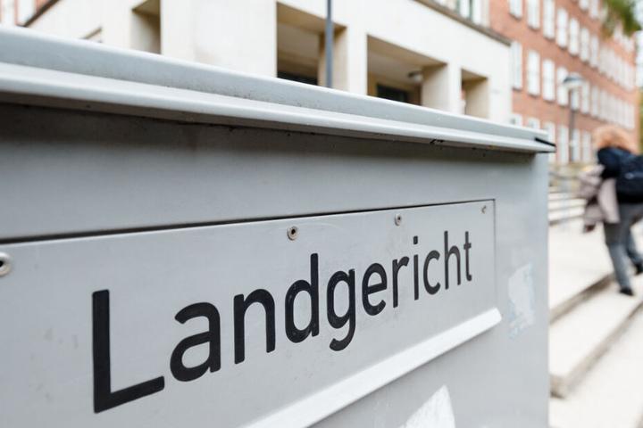 Der Prozess fand vor dem Kieler Landgericht statt. (Symbolbild)