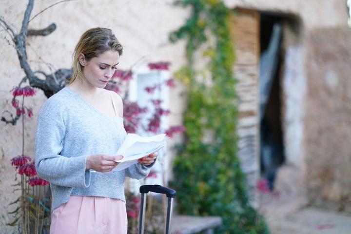 Erfährt Sophie in diesem mysteriösen Brief die ganze Wahrheit?