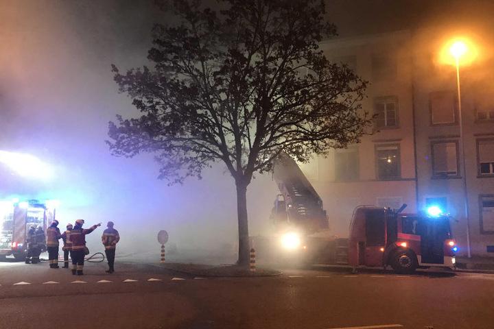 Bei dem schlimmen Brand sind sechs Menschen ums Leben gekommen.