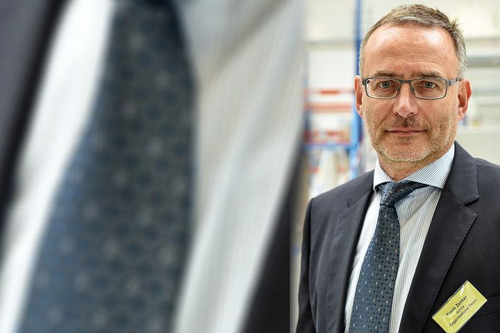 Acosa-Chef Frank Zenker (58) hat immer noch Jobs zu vergeben.