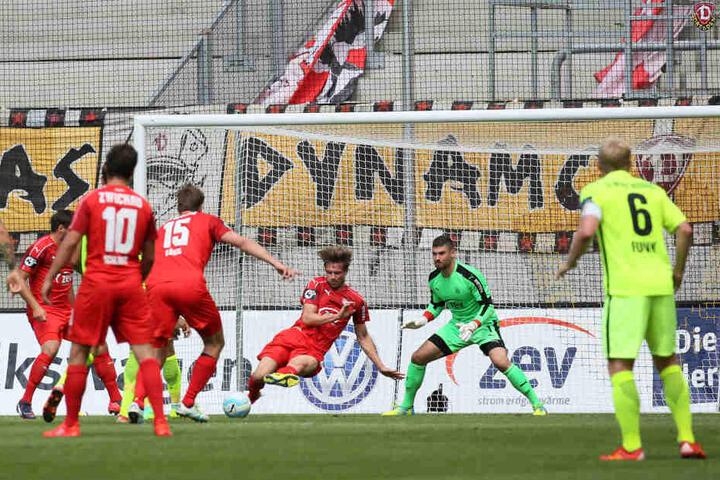Nach dem Spiel gegen Wehen Wiesbaden ist der FSV Zwickau wieder auf dem Boden der Realität angekommen.