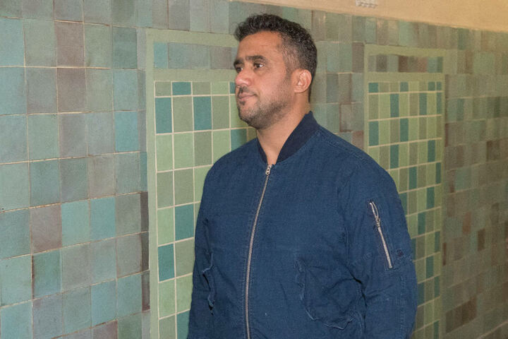Arafat Abou-Chaker (42) wurde aus der Untersuchungshaft entlassen.