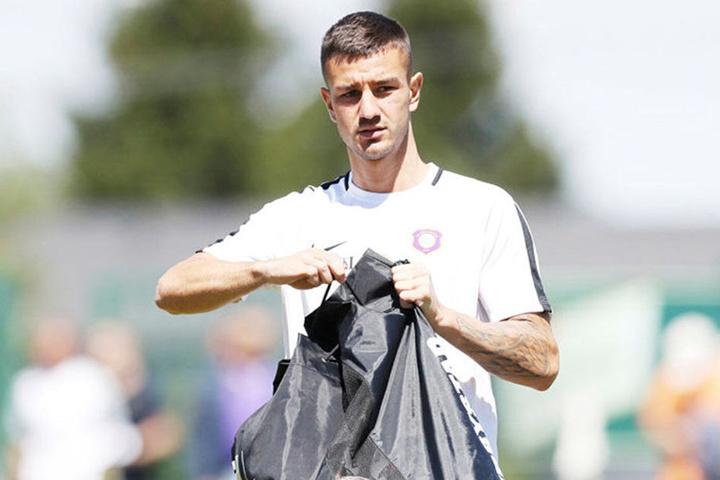 Filip Kusic soll ebenso beim FC Erzgebirge unterschreiben ...