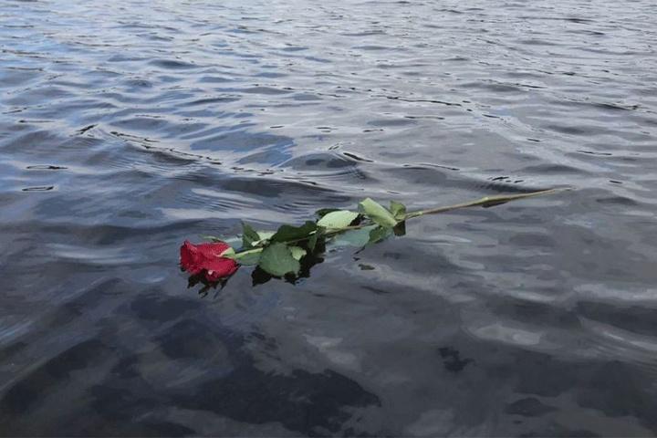 Am Ende war die Rose dort, wo sie hin sollte.