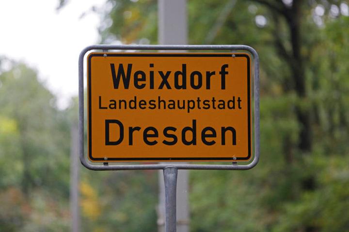 Die Diebe beklauten die 90-Jährige in Weixdorf, während Ruth Handrack im Garten war.