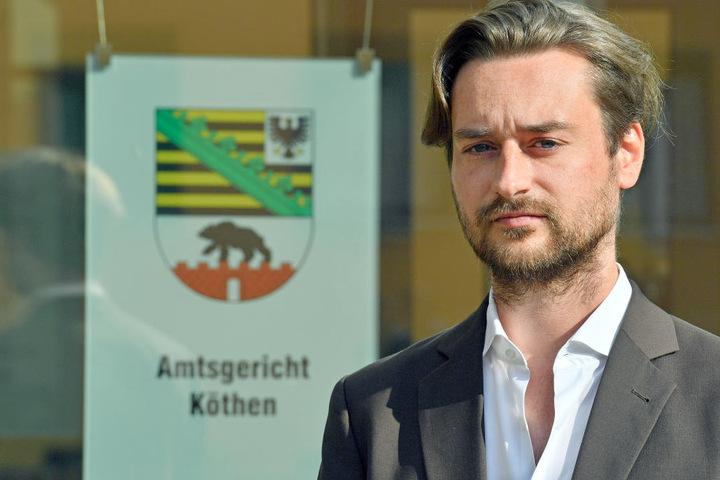 """Der Gründer des Vereins """"Deutsches Tierschutzbüro"""", Jan Peifer, ist am Mittwochabend zu Gast bei STERN TV."""