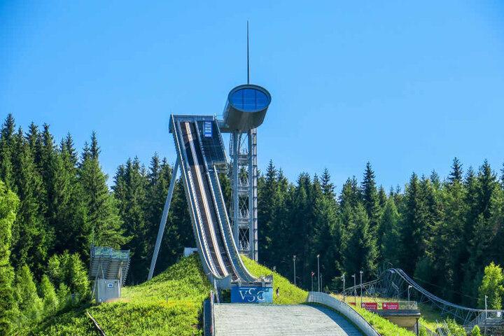 Am Freitag und Samstag findet in der Vogtland Arena das Finale des Sommer Grand Prix im Skispringen statt.