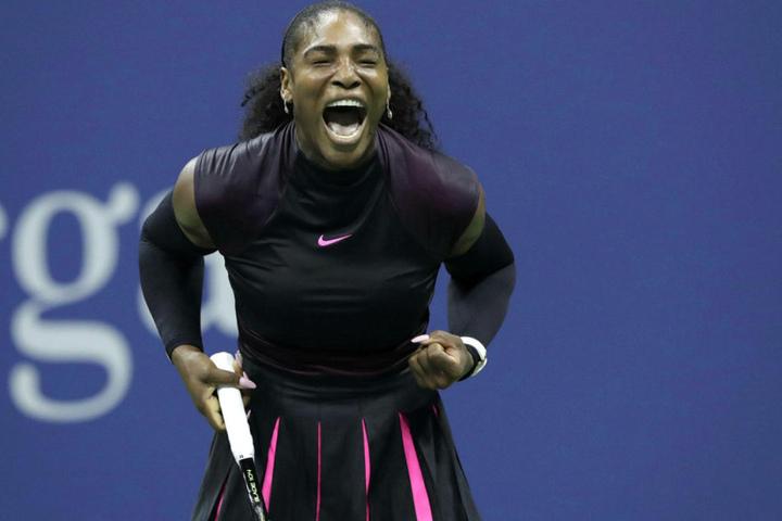 Serena Williams wird am Montag nicht mehr die Nummer 1 der Tenniswelt sein.