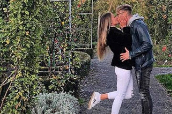 Nico und Julia zeigen sich auf Instagram immer wieder schwer verliebt.
