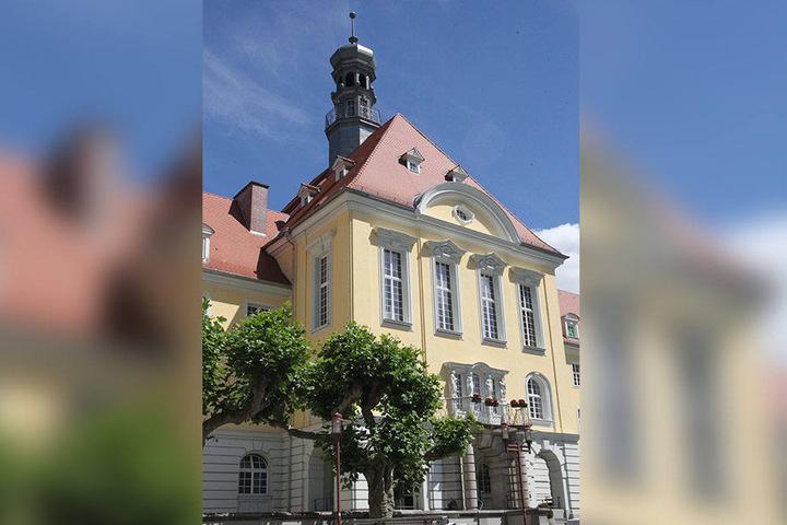 Rund um das Herforder Rathaus wird am Sonntag Live-Musik gespielt.