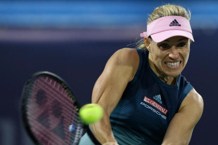 Kerber wünscht sich, nach überstandener Grippe, dass sie erst am Mittwoch ihr Erstrundenmatch gegen Donna Vekic bestreiten muss.