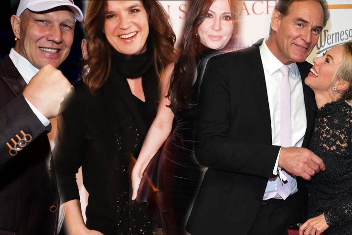 Zu den prominenten Gästen gehören in diesem Jahr unter anderen Ex-Boxprofi Axel Schulz (49), Katharina Witt (52), Simone Thomalla (53) und Burkhard Jung (60) mit Ehefrau Ayleena (38).